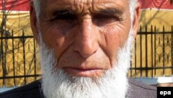 An Undated photo of Malik Mohammad Younas, a tribal elder in Bajaur tribal region near the Afghan border in Pakistan.