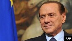Поранешниот италијански премиер Силвио Берлускони.