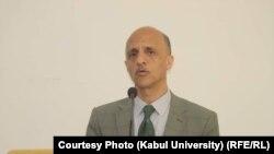 عثمان بابری رئیس پیشین پوهنتون کابل