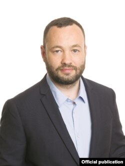 Петербурглик депутат Андрей Анохин