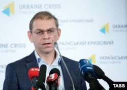 Сергій Пашинський (архівне фото)
