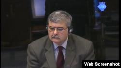 Amor Mašović svjedoči na suđenju Karadžiću