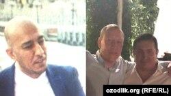 Axtam Samarkandskiy (chapda), Ravshan Zolotoy va Lotu Guli