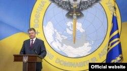 Президент Петро Порошенко