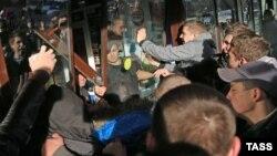 Октябри соли 2013 - ошӯбҳои зидди муҳоҷирон дар Бирюлево