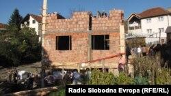Kuća u Pionirskoj ulici u kojoj je spaljeno više od 70 ljudi