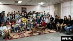 Малайзиядагы кыргызстандыктар.