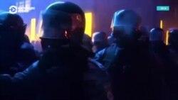 Журналисты узнали в белорусских сотрудниках ОМОНа бывших бойцов «Беркута» (видео)