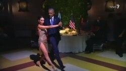 تانگوی آرژانتینی با اوباما