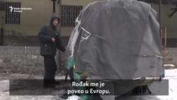 'Ja sam Mustafa, imam trinaest i živim u Beogradu pod otvorenim nebom'