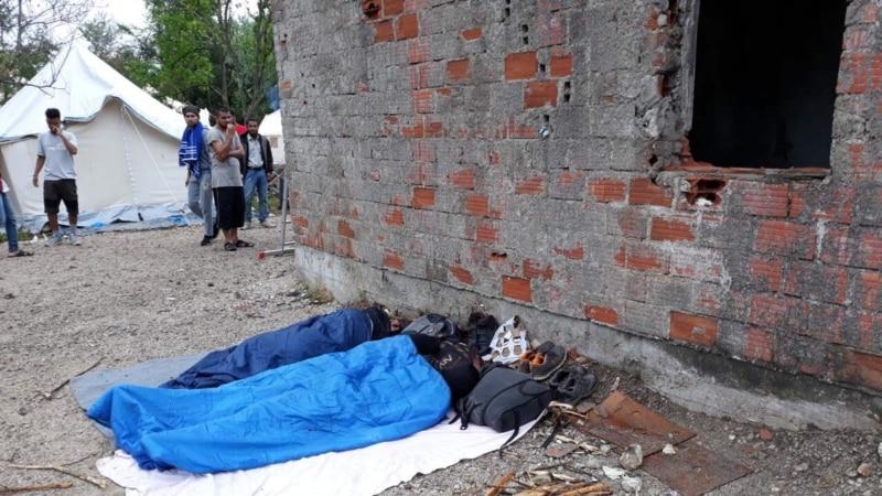 HRW o migrantskoj krizi u Bihaću: Zabrinjavajući razvoj situacije