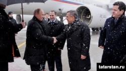 Путинның Казан сәфәре, 19 март 2013