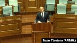 Predsednik Vlade Kosova: Ramuš Haradinaj