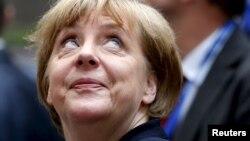 Angela Merkel, 2015.