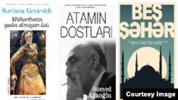Qanun nəşriyyatından üç yeni kitab