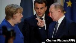 Путин очень жестко высказался как в адрес убитого, так и в адрес властей Германии