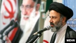"Deputy judiciary chief Ebrahim Raisi says Iran is determined to publicly release ""valid documents"" that confirm their crimes. (file photo)"