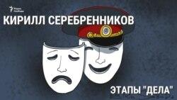 """Хронология """"дела"""" Серебренникова"""