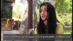 Azərbaycan hansı tərəfə getməlidir?