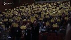Фильм об Олеге Сенцове представили на фестивале Docudays UA (видео)