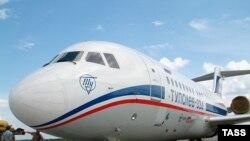 مدل هواپیمای توپولف ۳۳۴، از جمله مدل هایی است که قرار است به ایران فروخته شود.