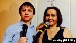 Алып баручылар - Динар Сәлахов һәм Тәнзилә Хөснетдинова