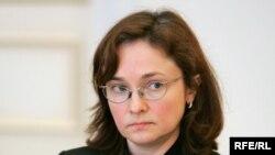 Министр экономического развития РФ Эльвира Набиуллина