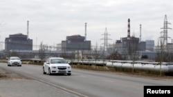 Запорізька атомна електростанція в місті Енергодар. Ілюстраційне фото