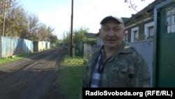 Александр, шахтер на пенсии