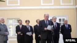 Minsk Qrupunun həmsədrləri birgə bəyanat verdilər, 24 may 2006