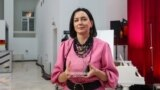 Ведуча ток-шоу «Зворотний відлік» «UA: Перший» Мирослава Барчук стала лауреаткою премії імені Георгія Гонгадзе 2021 року