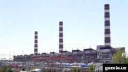 Ташкентская ТЭС.