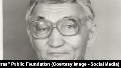 Көрүнүктүү этнограф, профессор Имел Бакиевич Молдобаев (1942 - 2005).