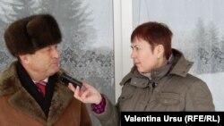 Vasile Coteț şi Valentina Ursu