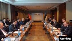 Azərbaycan-Estoniya biznes forumu