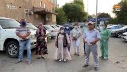 Молившихся в мечети за близких в Синьцзяне подвергли задержаниям и штрафам