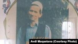 Qazim Maqastena i vrarë gjatë luftës në Kosovë më 1999 dhe prej atëherë person i zhdukur.