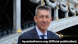 Посол Франции в Беларуси Николя де Лакост.