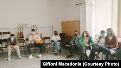 """Музичка работилница на """"Џифони"""""""