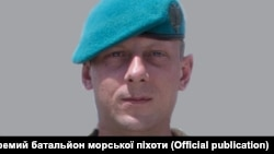 Морпіх 503-го батальйону морської піхоти Артур Голуб загинув через влучання з ПТРК у військову вантажівку 12 вересня 2021 року