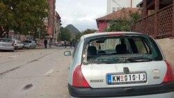 Përleshja mes protestuesve dhe Policisë në Mitrovicë të Veriut