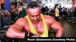 Әсхәт Шамионов