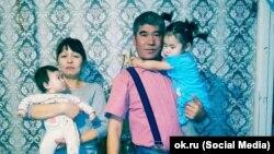 Супруги Мурат Берекешов и Айслу Тургунбаева. Мужчине был 41 год, его жене — 39