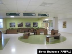 Госпиталь им. Тетюхина сегодня
