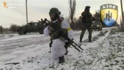 Наступ полку «Азов» під Маріуполем
