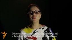 Punct și de la capăt în limba rusă cu Natalia Morari