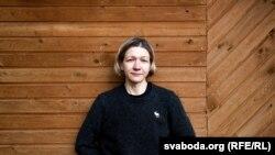 Тацяна Гацура-Яворская, старшыня грамадзкай арганізацыі «Зьвяно».