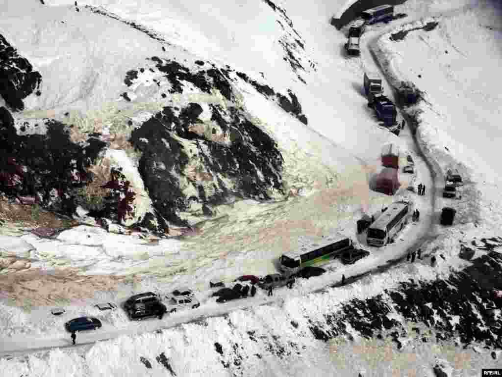 Снежно невреме во Авганистан