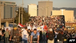 Occupy Oakland protesters (file photo)