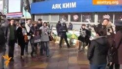 """""""Прогулка"""" Ергалиевой с президентом"""